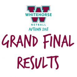 Grand Final Results